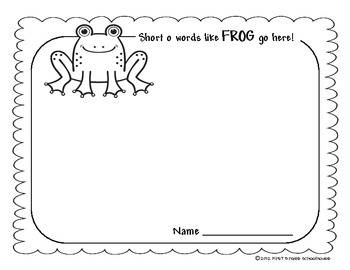 frog and toad venn diagram energy transformation types literacy activities by first grade schoolhouse tpt
