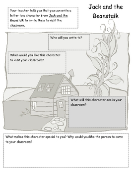 jack and the beanstalk plot diagram xtrons wiring graphic organizer teaching resources for writing a letter