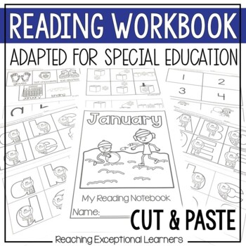 January Reading for Special Education by Reaching