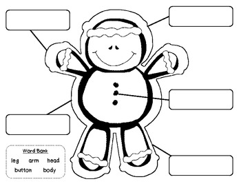 Jingle All the Way {A Christmas Unit for Kindergarten} by
