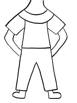 Johnny Appleseed Paper Bag Puppet by Puppet Korner N More