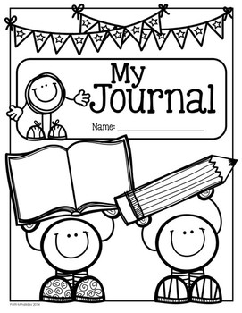 Print and Go Journal/Writing Prompts for Third, Fourth