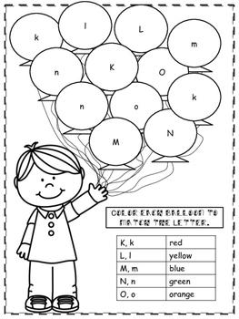 Journey's Kindergarten Unit 1 Lesson 1 Supplemental