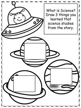 Journey's Kindergarten Unit 4 Lesson 16 Supplemental
