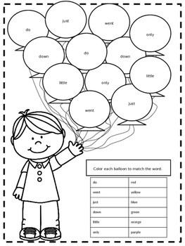 Journey's Kindergarten Unit 6 Lesson 26 Supplemental