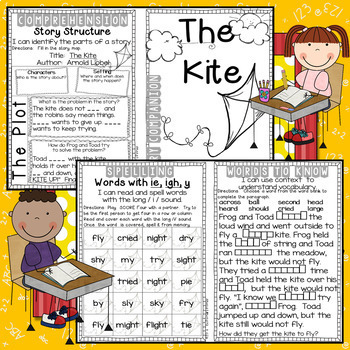 Journeys FIRST Grade Story Companions: Unit SIX by The