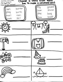 Journeys First Grade: Little Rabbit/Unit 4-Lesson 20