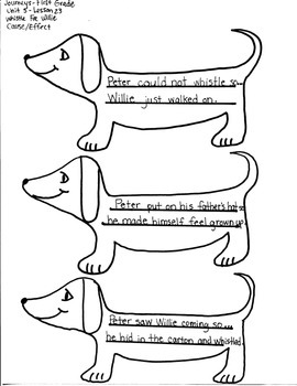 Whistle For Willie Pages Coloring Pages