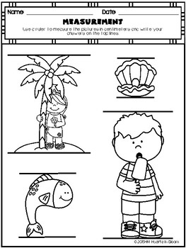 June in Second Grade (NO PREP Math and ELA Packet) by