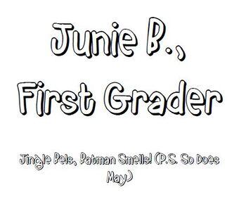 Junie B. Jones, First Grader Lit Group Packets-Two Pack