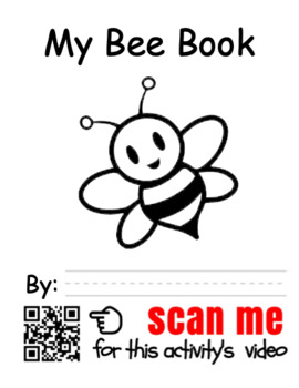 K-5 Writing 5-Day Bee Lesson Plan + Video Resource