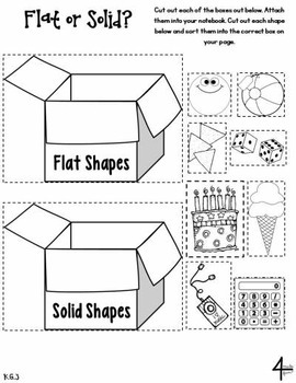 KINDERGARTEN Math Interactive Notebook Bundle- Activities