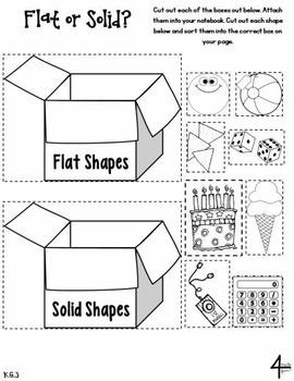 KINDERGARTEN Math Interactive Notebook by Smith Curriculum