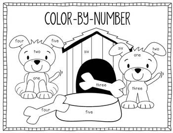 Kindergarten Common Core Math Games & Centers! {Kinder