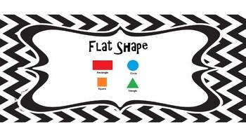 Kindergarten Common Core Math Vocabulary by Stephanie