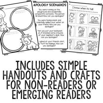 Kindergarten/Early Elementary School Counseling Classroom
