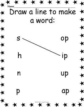 CVC Word Study by Dr T Language and Literacy Joan Truxler
