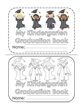 Kindergarten Graduation Book
