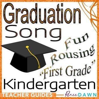 kindergarten graduation song first