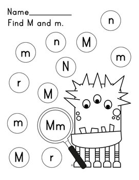 Kindergarten Journeys Lesson 4 RTI Letter and Sight Word