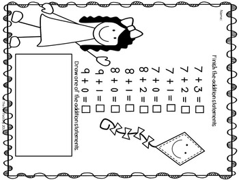 Decomposing Numbers ~ Kindergarten Math by The Fun Factory