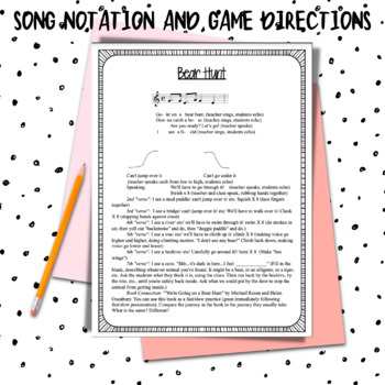 Music Lesson Plans for Kindergarten, #11-20 by Aileen