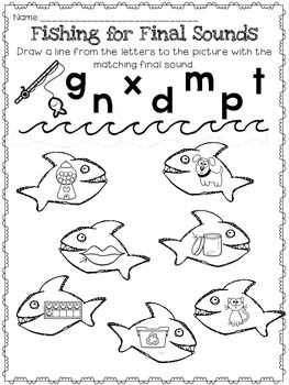 Kindergarten Summer Skills Workbook {Common Core Review