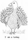 Kindergarten Thanksgiving Worksheets & Teaching Resources