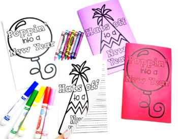 Kindergarten Writing Mini-Lessons January by Reagan