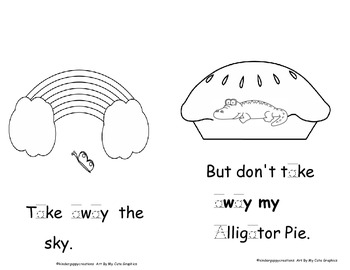 Kinderguppycreations Alligator Pie! by