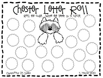 Chester Kissing Hand Activities for Back to School! by