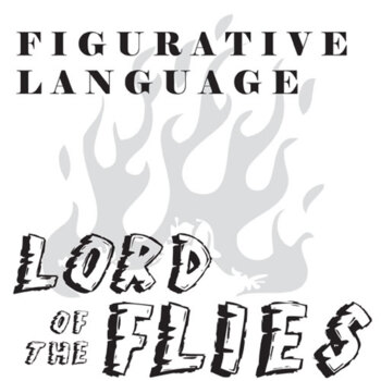 LORD OF THE FLIES Figurative Language Analyzer by Created