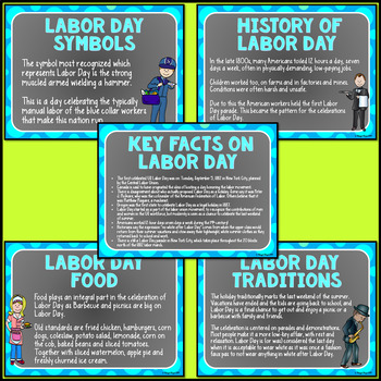 labor day powerpoint editable