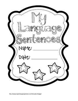 Language Sentences: Simple, Compound, and Complex