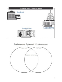 New Nation Notes Packet / Articles of Confederation
