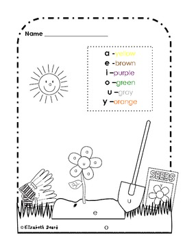 Letter Coloring: Back to School Color by Letter by