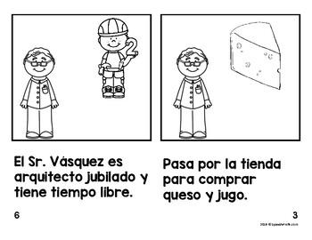Libritos faciles Que Qui (Emergent Reader Books Spanish