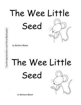 Life Cycle of Plants Common Core Pack: Kindergarten ELA