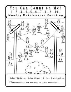 Life Skills: MONDAY MAINTENANCE 7.1 March