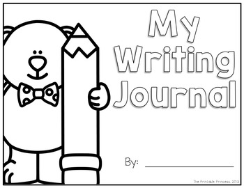Lined Writing Paper and Journal Covers FREE by The