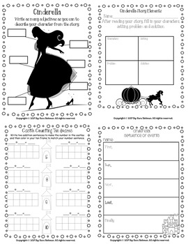 Linking Literature: Cinderella by Create Your Balance With
