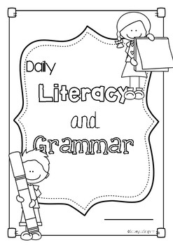Literacy, Grammar and Sight Word Daily Practise 2 by