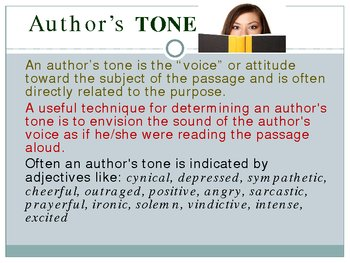 literary concepts mood tone