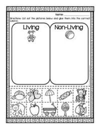 Living vs. Non