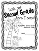 Look Out Second Grade, Here I Come!- Packet for the Summer