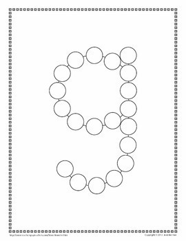 ABC Dot Worksheets: Alphabet Activity Sheets for Preschool