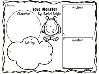 Love Monster- A Compare and Contrast Unit by EandKeducate