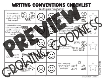Visual Rubric for Opinion Writing with Lucy Calkins: 1st