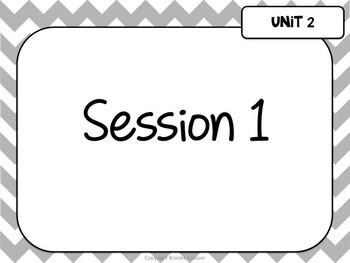 Lucy Calkins Unit Plans: 4th Grade Reading Unit 2- Reading