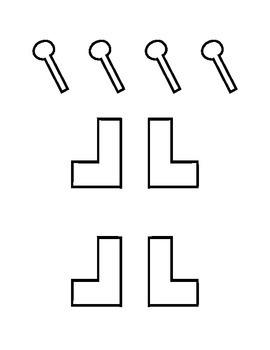 MONSTERS Fluency Passage, Comprehension Activities & Craft